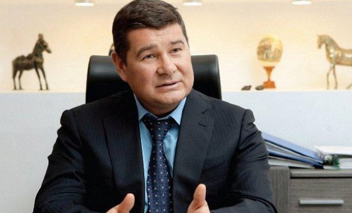 Онищенко прервал свой допрос - фото 1