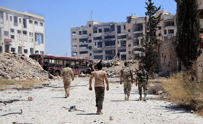 В Алеппо не долетели - фото 1