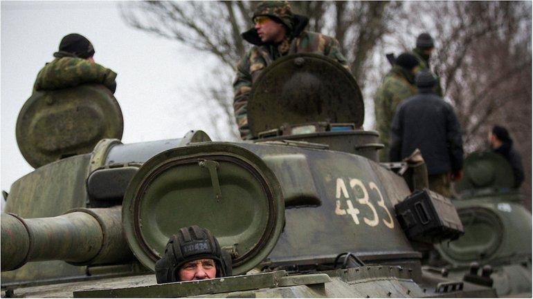 Боевики прекратили обстрелы украинских позиций в АТО - фото 1