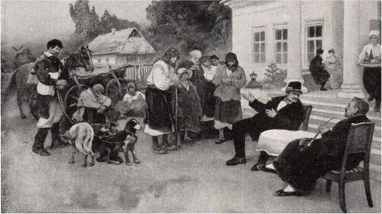 У якості найбільш відповідної іллюстрації використана відома картина Івана Їжакевича - фото 1