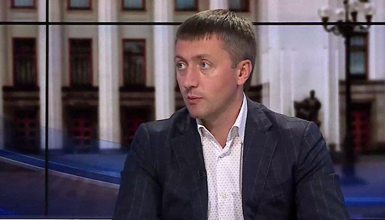 Депутат говорит, что не бил СБУшника - фото 1