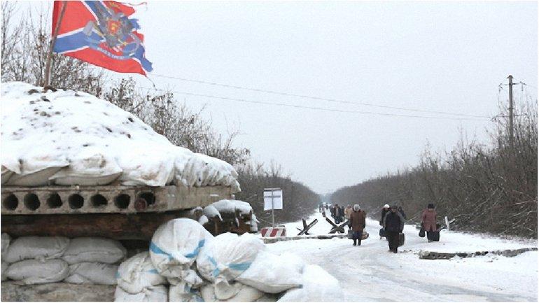Велика частина Донбасу досі лишається під контролем терористів - фото 1