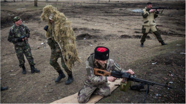 Украинские военные не ответили на провокации - фото 1