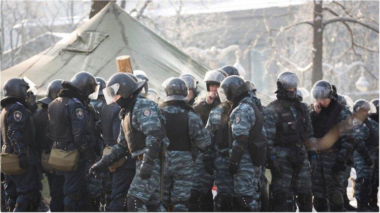 """""""Беркутовцу"""" объявлено о подозрении - фото 1"""