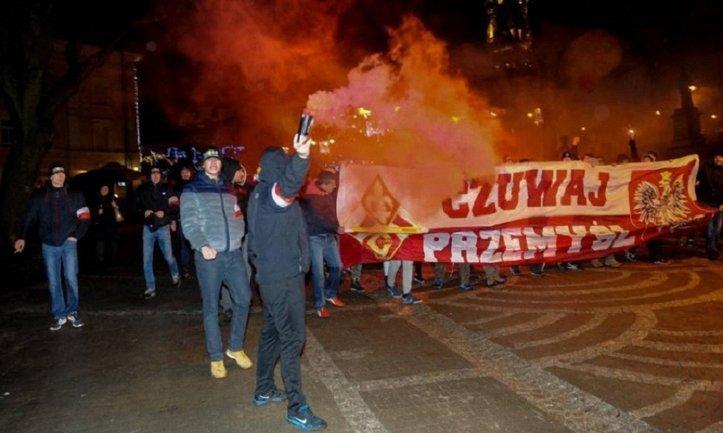 Инцидент с маршем случился в момент особого улучшения отношений между Украиной и Польшей - фото 1