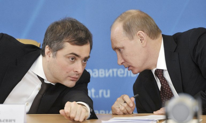 Сурков раздает обещания - фото 1