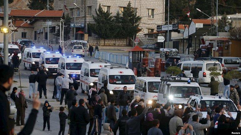 Турция эвакуировала семь тысяч человек из восточного Алеппо - фото 1