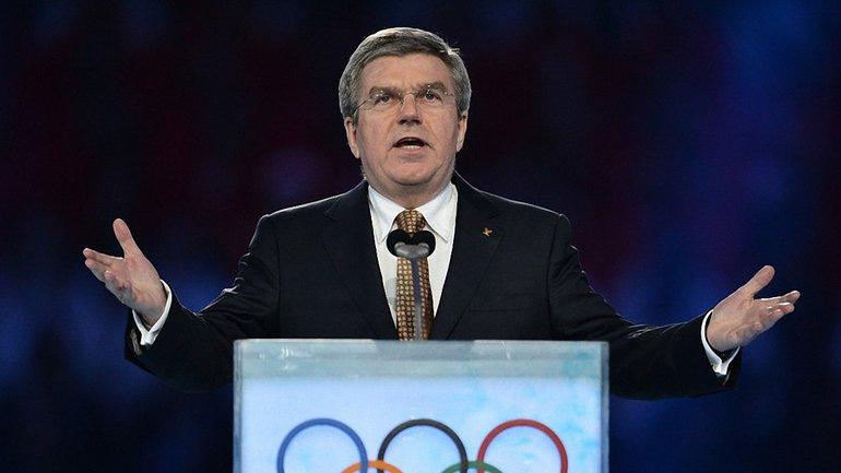 Доклад о применении допинга в России Бах назвал шокирующим - фото 1