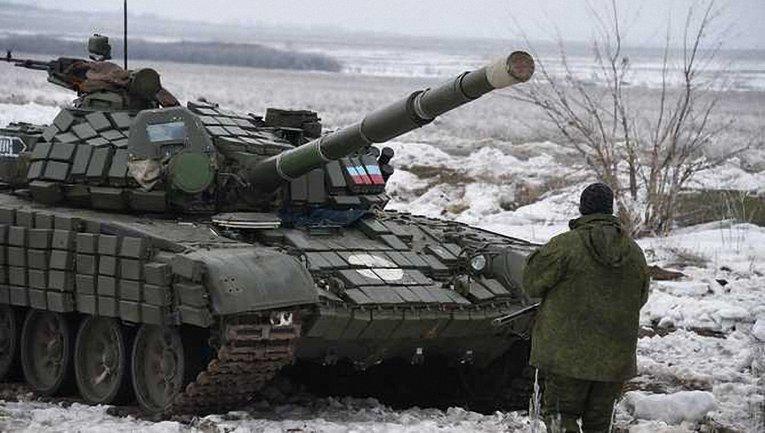 """Боевики 37 раз нарушили режим """"тишины"""" - фото 1"""