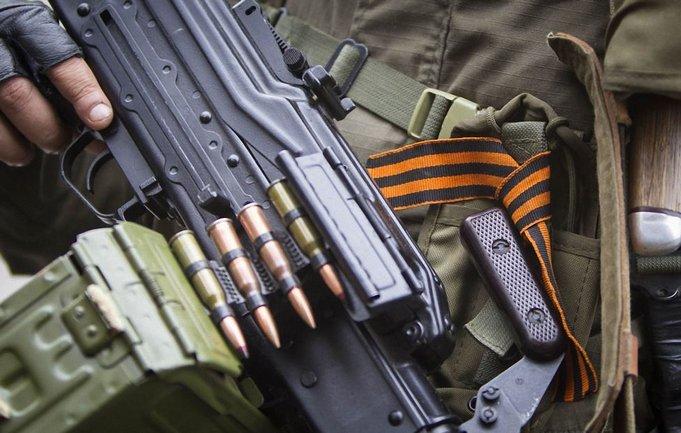 Боевики потеряли убитыми 37 человек - фото 1
