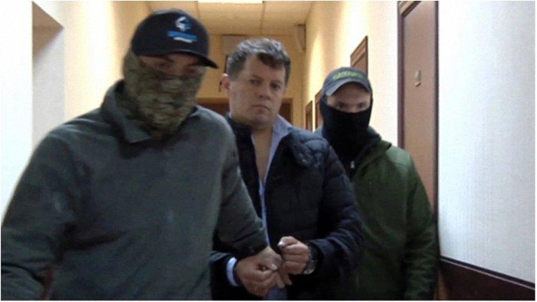 Сущенко задержали 30 сентября в Москве - фото 1