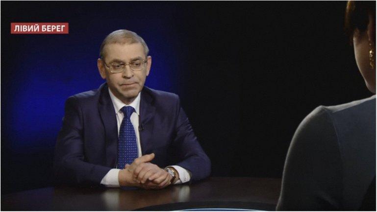 Сергей Пашинский в эфире 24 канала - фото 1