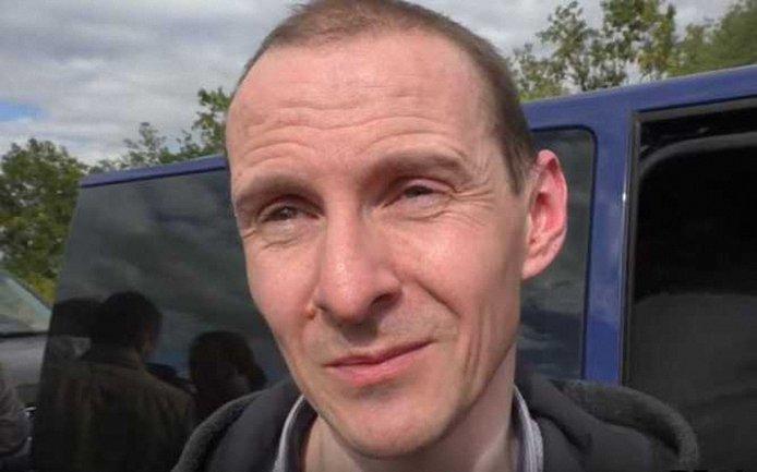 Евгений Косяк остался без ног из-за взрыва автомобиля в Донецке - фото 1