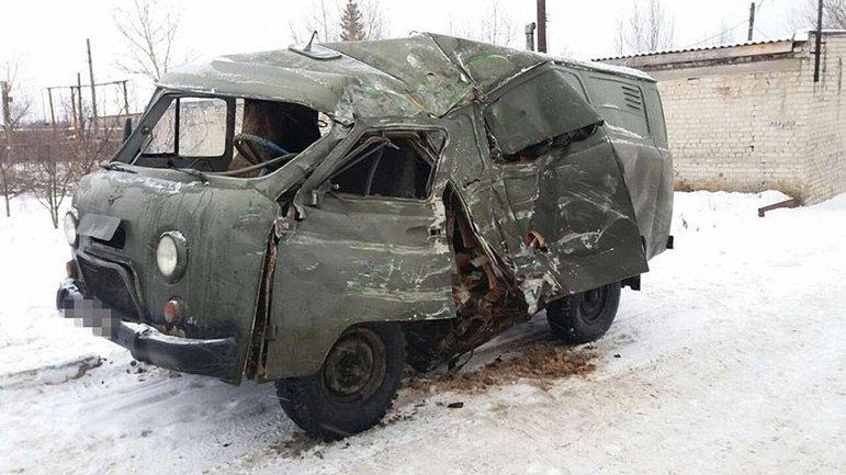 Четверо военных были госпитализированы в больницу - фото 1