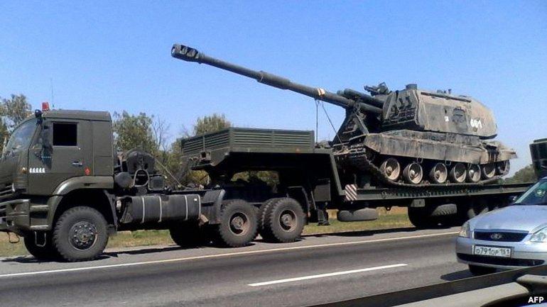 Сергей Лавров снова отрицает присутствие российской техники в Украине - фото 1