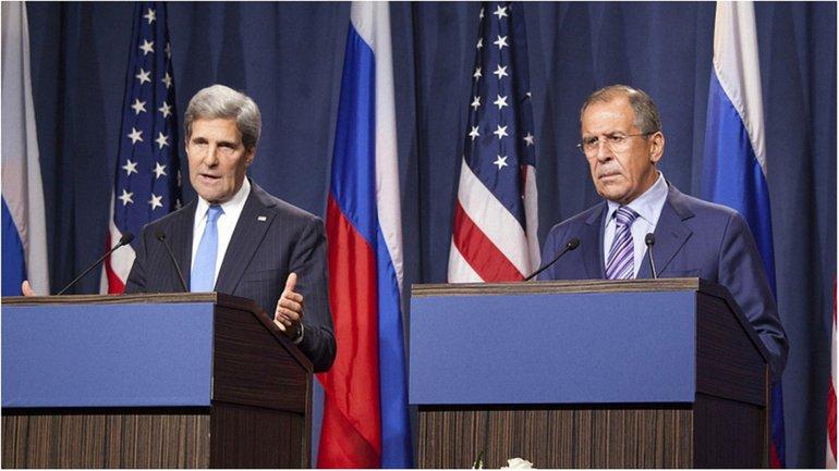 Завтра Керри и Лавров обсудят ситуацию в Украине - фото 1