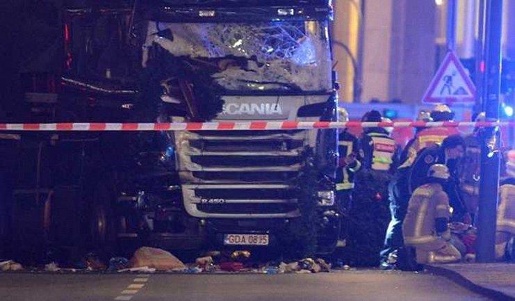 Среди жертв теракта в Берлине был гражданин Украины - фото 1