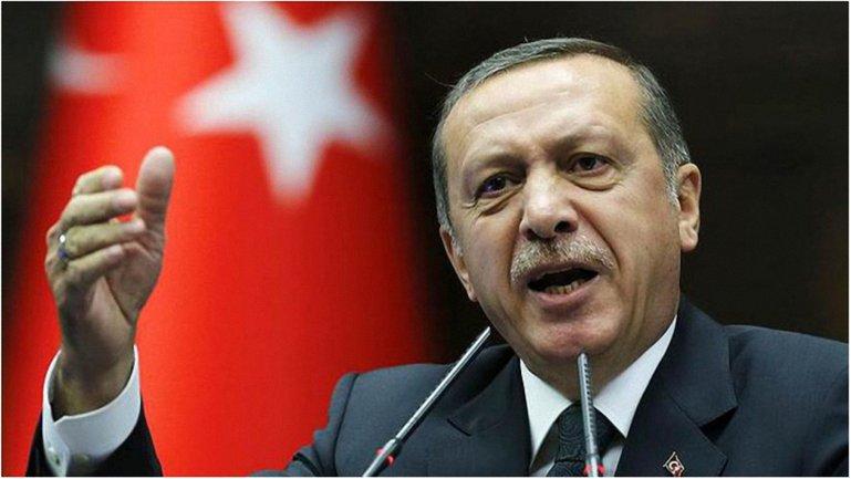Теракт был совершен против сил безопасности и граждан Турции, - Эрдоган - фото 1