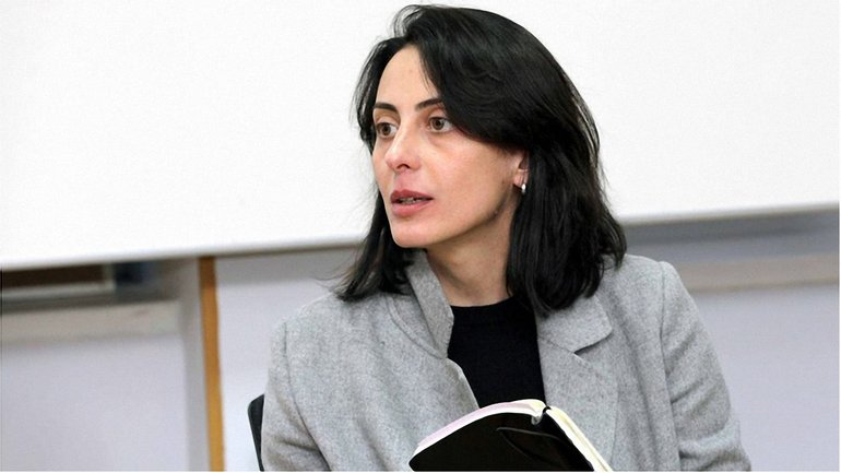 Экс-глава Нацполиции обратилась к семьям погибших - фото 1