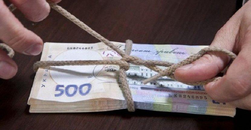 При обыске у прокурора изъяли 20 тыс. гривен взятки - фото 1