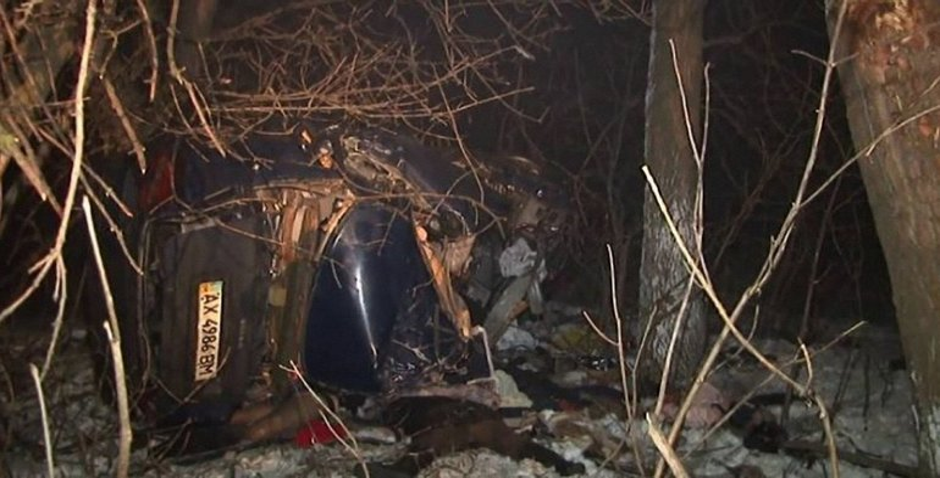 В результате аварии погибли двое шестилетних девочек - фото 1
