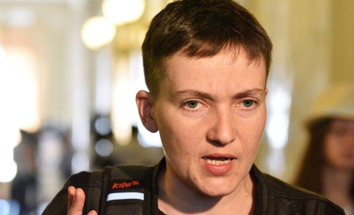 Савченко исключили из комитета - фото 1