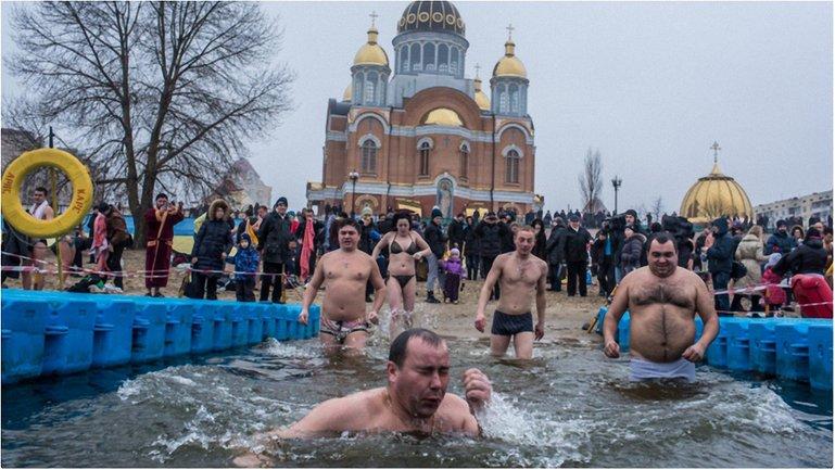 Памятка крещенскому купальщику от опытного моржа - фото 1