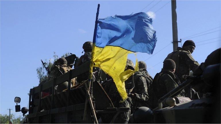 Боевики 14 раз нарушили режим тишины - фото 1