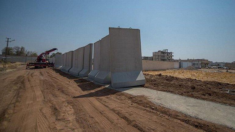 Строительство проводилось для увеличения безопасности южных границ - фото 1