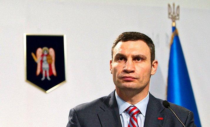Киевский голова двенадцать раз брал отпуск - фото 1