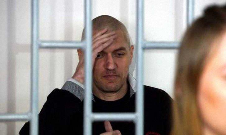Простуженного Станислава Клыха везут в Челябинск в холодных вагонах - фото 1