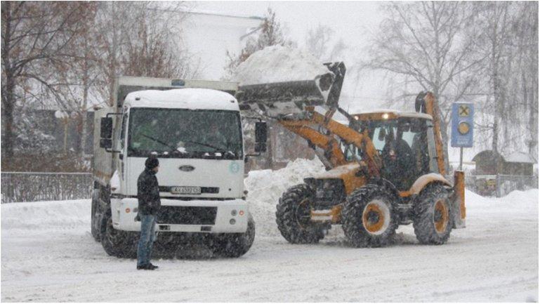 Снег - главная новость - фото 1
