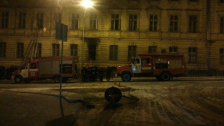 Спасатели ликвидировали пожар почти за час - фото 1