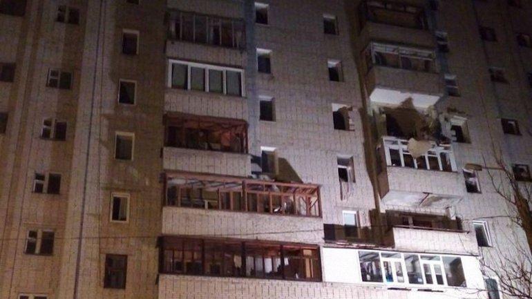 Взрыв газа в сумской многоэтажке произошел 3 января - фото 1