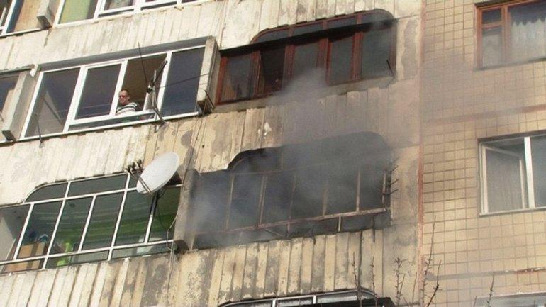 Сейчас пожар полностью ликвидирован - фото 1