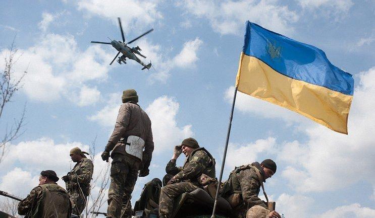Боевики продолжают обстрелы позиций ВСУ - фото 1
