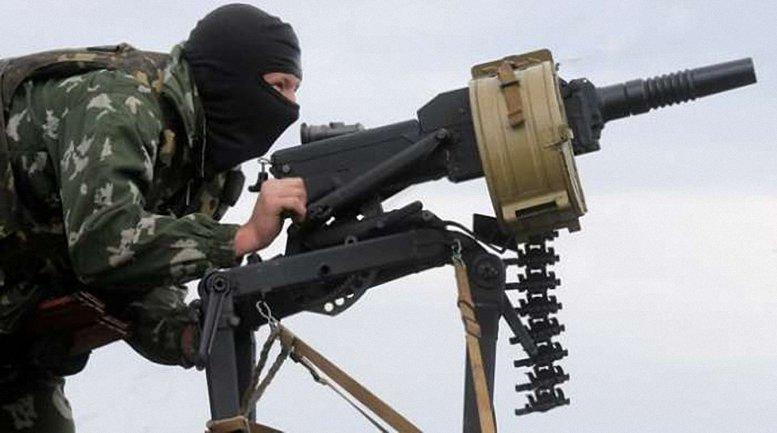 Боевики проводили мощные обстрелы позиций сил АТО - фото 1
