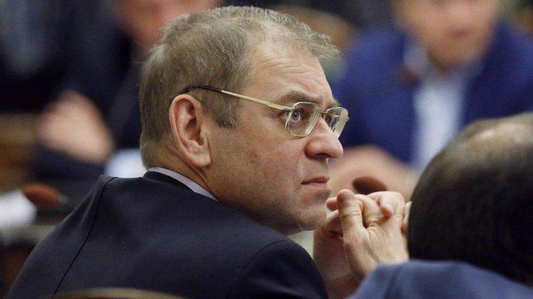 Показания Пашинского не совпадают со свидетельством врача - фото 1