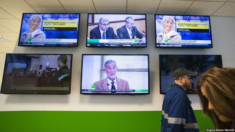 Речь идет о Russia Today и Sputnik  - фото 1