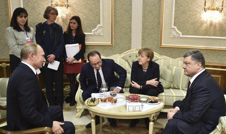 У Путина считают, что только контролируют выполнение Минских соглашений - фото 1