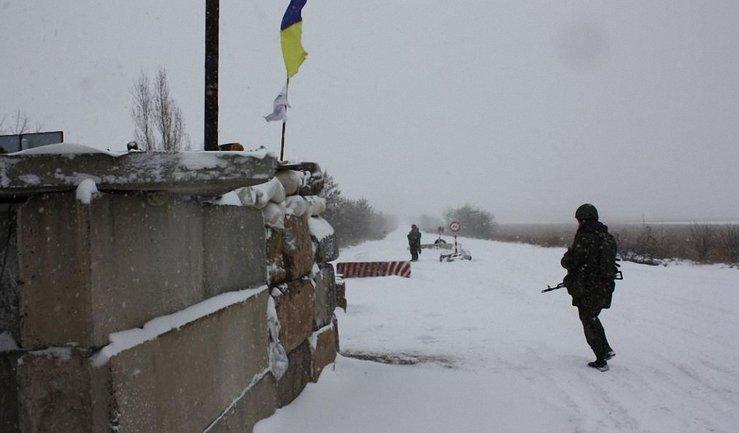 Бойцы Нацгвардии задержали жителя Донецка, который ехал в Мариуполь - фото 1