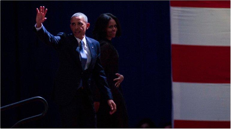Обама покидает свой пост - фото 1