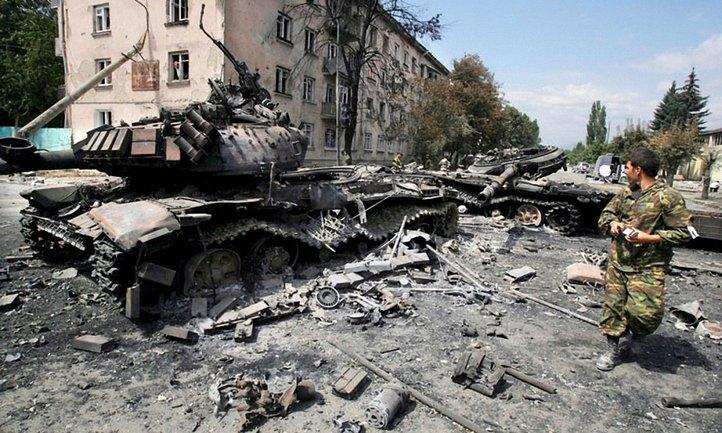 Из 120 и 82 мм минометов и гранатометов боевики вели огонь по Новозвановке и Троицкому - фото 1