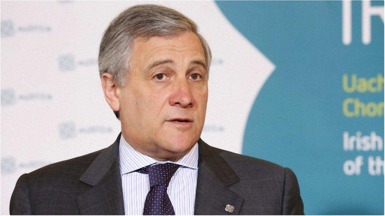 Антонио Таяни победил на выборах главы Европарламента в четвертом туре - фото 1