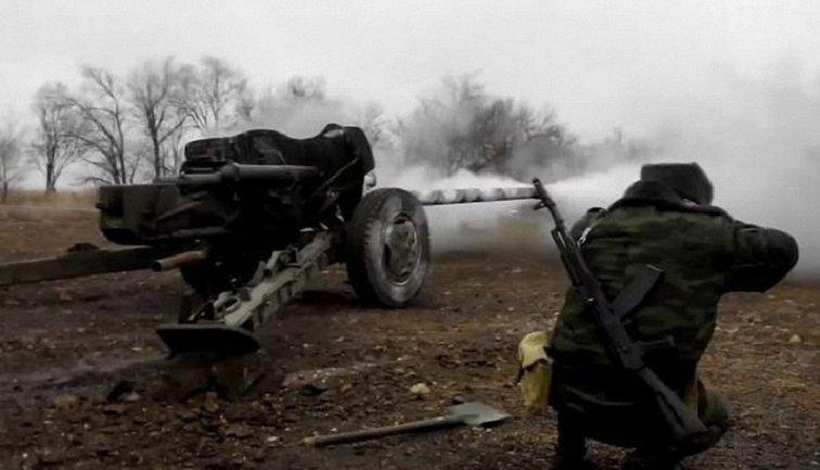 Боевики не прекращают обстрелы - фото 1