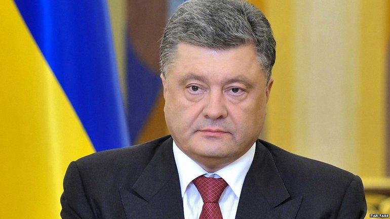 Порошенко уверен, что решение о предоставлении безвиза Украине вступит в силу в ближайшие недели - фото 1