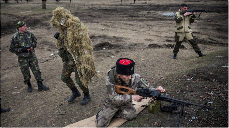 Боевики готовят очередную провокацию  - фото 1