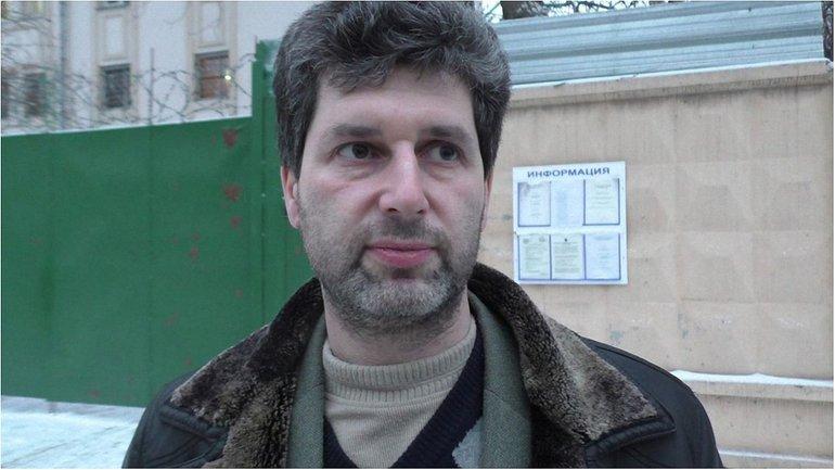Активиста Марка Гальперина арестовали на 10 суток - фото 1