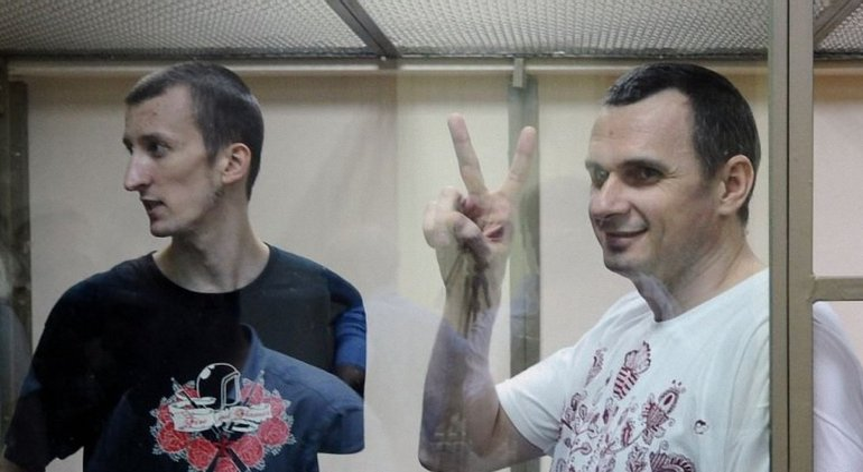 Акции в поддержку Сенцова на Берлинале проходят ежегодно - фото 1