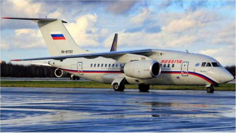 В России мечтают о покупке новых украинских самолетов, но не знают, как это сделать - фото 1